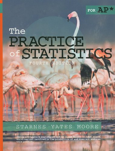 The Practice of Statistics for AP - 4th Edition
