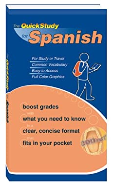 The QuickStudy for Spanish 9781423202554