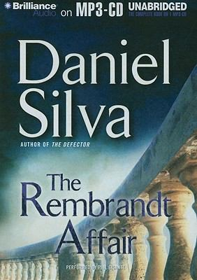 The Rembrandt Affair 9781423328179
