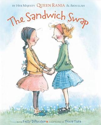 The Sandwich Swap 9781423124849