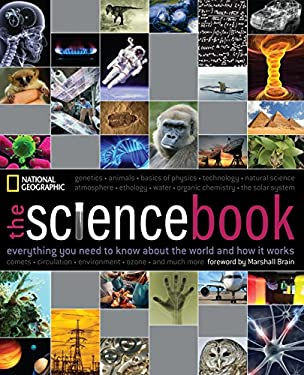 The Science Book: Everything You Need to Know about the World and How It Works 9781426203374