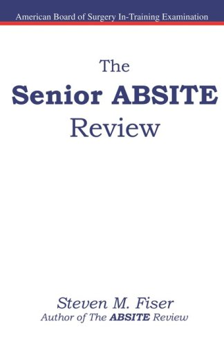 The Senior Absite Review 9781427602527