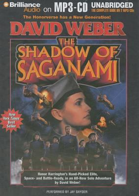 The Shadow of Saganami 9781423395409