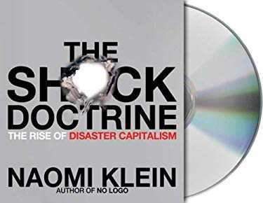 The Shock Doctrine: The Rise of Disaster Capitalism 9781427200884
