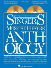 The Singer's Musical Theatre Anthology: Mezzo-Soprano/Belter Volume 4 6363465