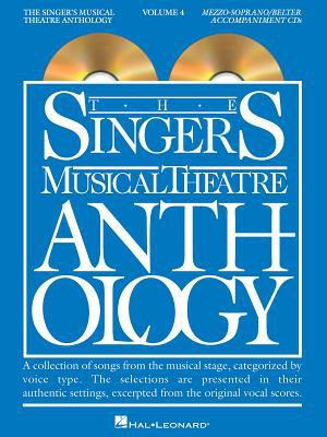 The Singer's Musical Theatre Anthology: Mezzo-Soprano/Belter Volume 4 9781423400288