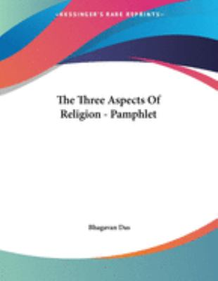 The Three Aspects of Religion - Pamphlet