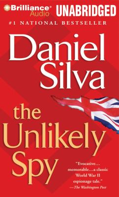 The Unlikely Spy 9781423368342