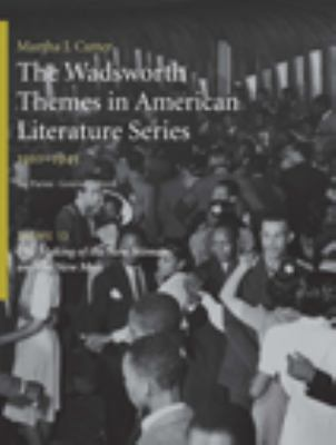 The Wadsworth Themes in American Literature Series, 1910-1945: Theme 13: The Making of the New Woman and the New Man 9781428262577