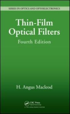 Thin-Film Optical Filters 9781420073027