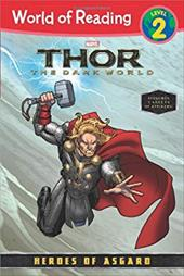 Thor: The Dark World: Heroes of Asgard (World of Reading) 21762945