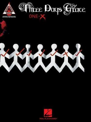 Three Days Grace: One-X 9781423421399