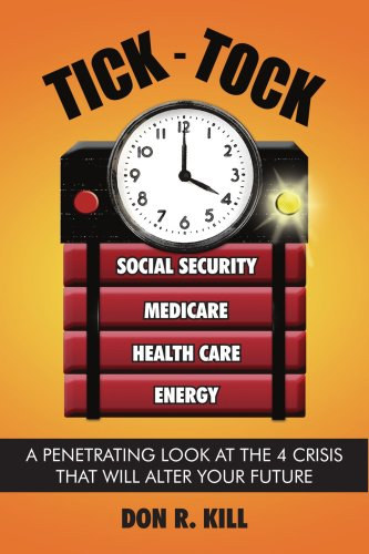 Tick - Tock: A Penetrating Look at the 4 Crisis That Will Alter Your Future