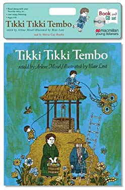 Tikki Tikki Tembo [With Paperback Book]