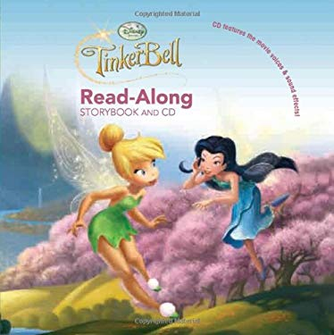 Tinker Bell Read-Along Storybook [With Paperback Book]