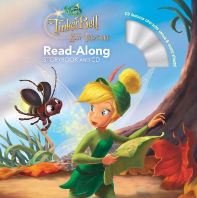 Tinker Bell and the Lost Treasure [With Paperback Book] 9781423133346