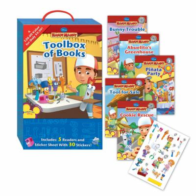 Toolbox of Books [With Sticker(s)] 9781423124504