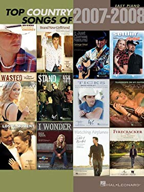 Top Country Songs of 2007-2008 9781423437055