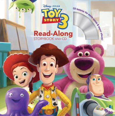 Toy Story 3 Read-Along [With Paperback Book] 9781423133506