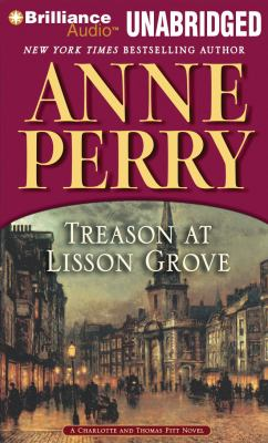 Treason at Lisson Grove 9781423372332