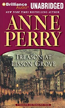 Treason at Lisson Grove 9781423372356