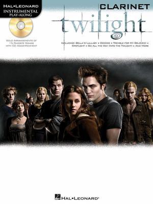 Twilight, Clarinet [With CD (Audio)] 9781423474593