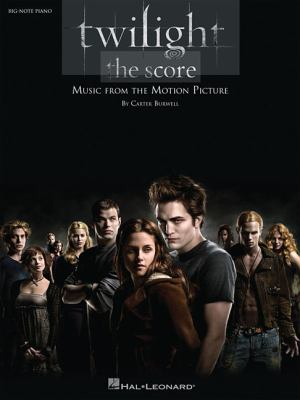 Twilight: The Score: Music from the Motion Picture 9781423474678