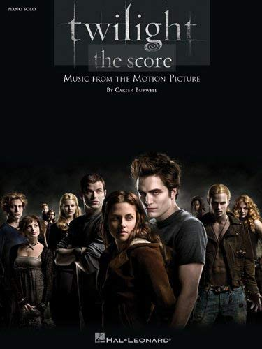 Twilight: The Score: Music from the Motion Picture 9781423469063