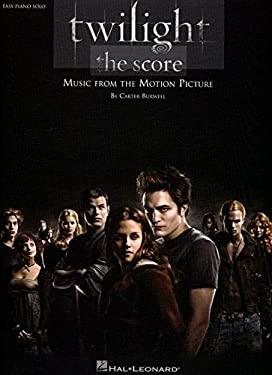 Twilight - the Score : Easy Piano Solo