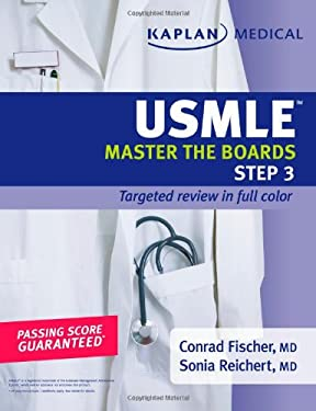 USMLE Master the Boards, Step 3 9781427798336
