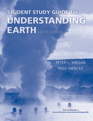 Student Study Guide for Understanding Earth 9781429236607