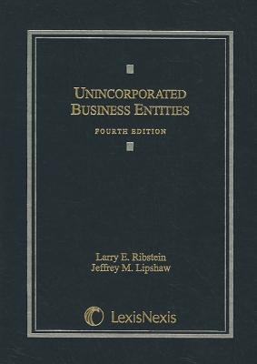Unincorporated Business Entities 9781422429600