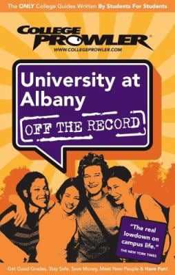 University at Albany (College Prowler Guide) 9781427401380