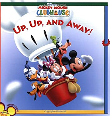 Up, Up, and Away!: An Adventure in Shadows and Shapes 9781423106470