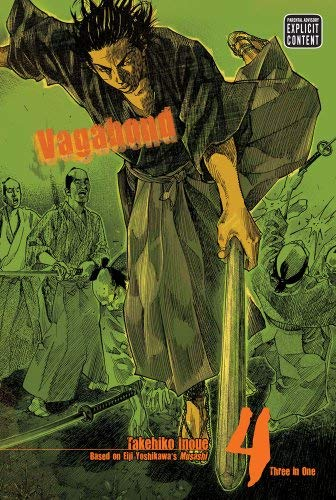 Vagabond, Volume 4