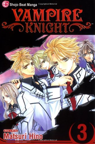 Vampire Knight, Volume 3 9781421513249