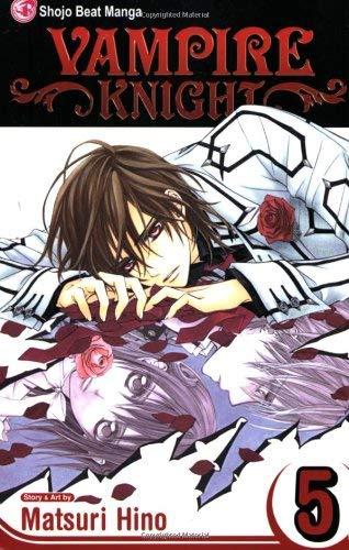 Vampire Knight, Volume 5 9781421519548