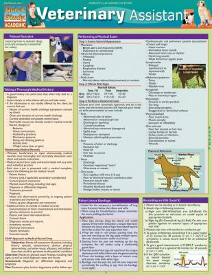 Veterinary Assistant 9781423216728