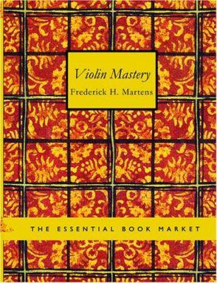 Violin Mastery 9781426487439