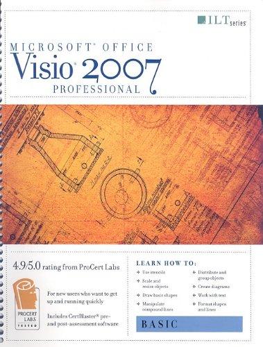 Visio Professional 2007: Basic [With CDROM] 9781423951483
