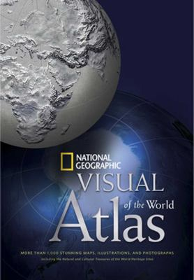 Visual Atlas of the World 9781426203329