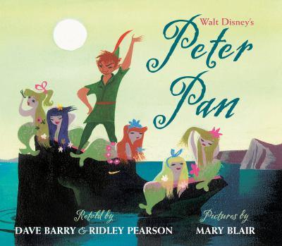 Walt Disney's Peter Pan 9781423113232