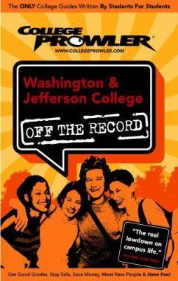 Washington & Jefferson College 9781427402813