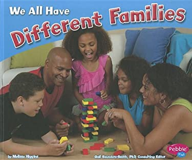 We All Have Different Families 9781429675789