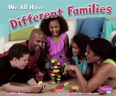 We All Have Different Families 9781429678896