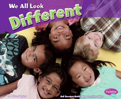 We All Look Different 9781429678902