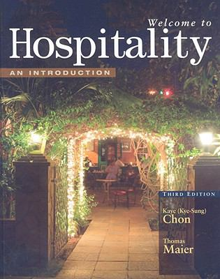 Welcome to Hospitality: An Introduction 9781428321489