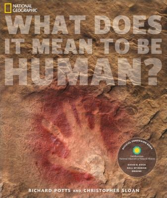 What Does It Mean to Be Human? 9781426206061