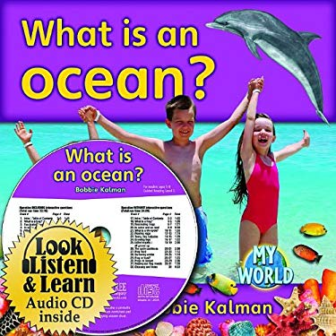 What Is an Ocean? [With Paperback Book] 9781427110954