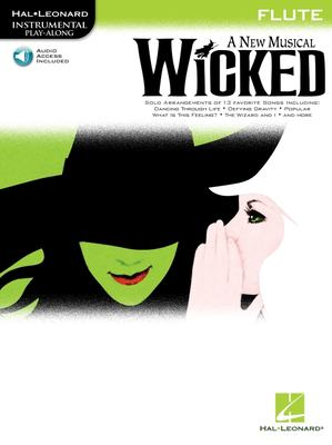 Wicked: A New Musical [With CD] 9781423449669